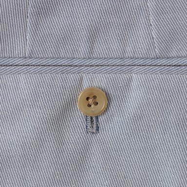 纯棉修身西裤