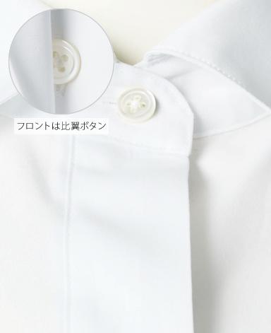 スリムシャツ/ブロード