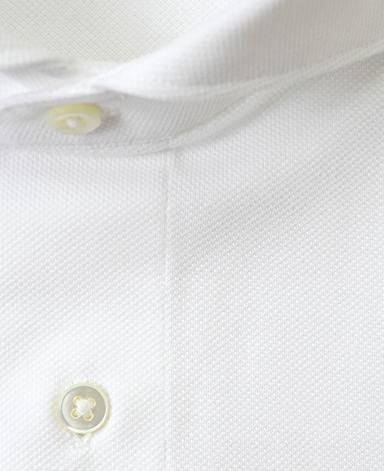 ピケシャツ/カノコニット【春夏向き】