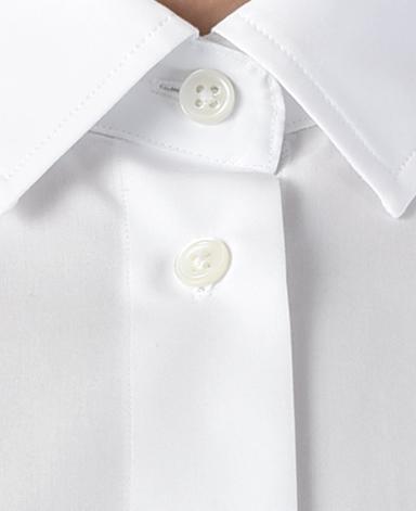 トラッドシャツ/ブロード