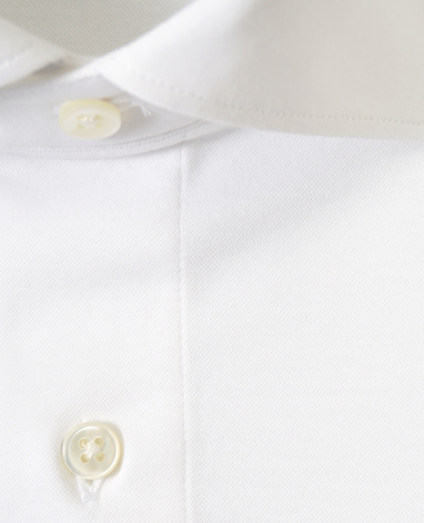 46ゲージニットシャツ/シングルニット【春夏向き】