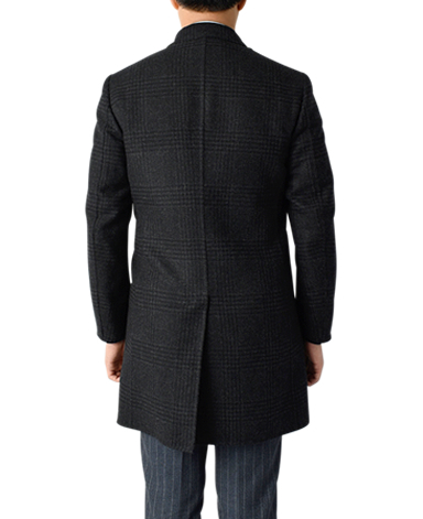 男士羊毛大衣
