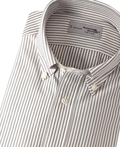TRAVELER 针织衬衫