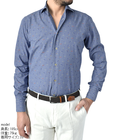 NAPOLI CASUAL SHIRT