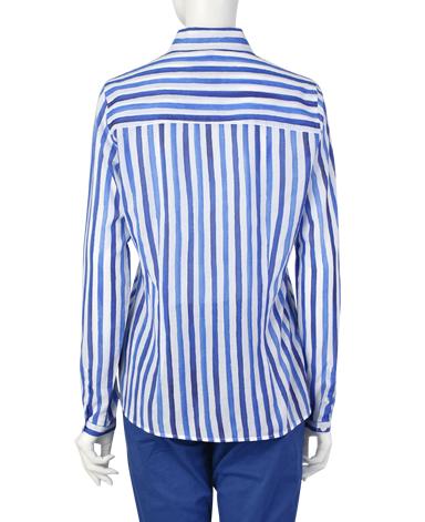 ESCALES/ストライプシャツ