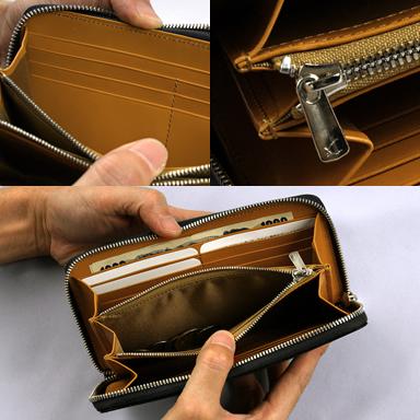 長財布/ブライドルレザー