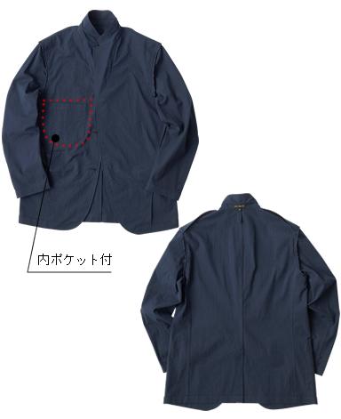 くろすとしゆきのアイビージャケット/2017年モデル
