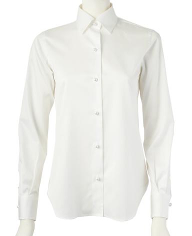 スタンダードシャツ/300番手ツィル