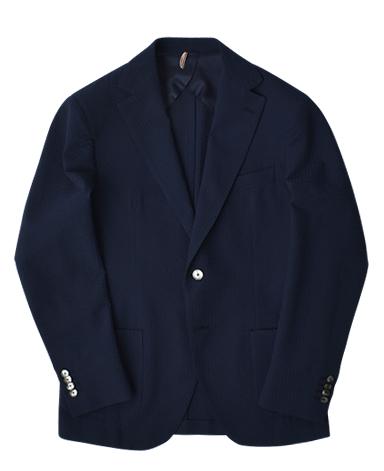 Italian Cotton Linen Jacket