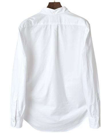 VINTAGE IVY シャツ/ホワイトオックスプルオーバー