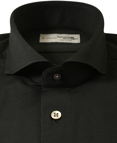 Wool Knit Shirt