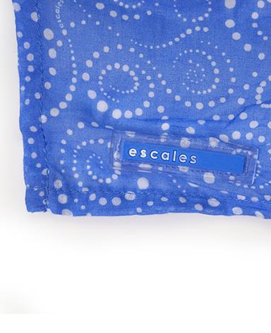 ESCALES/スカーフ