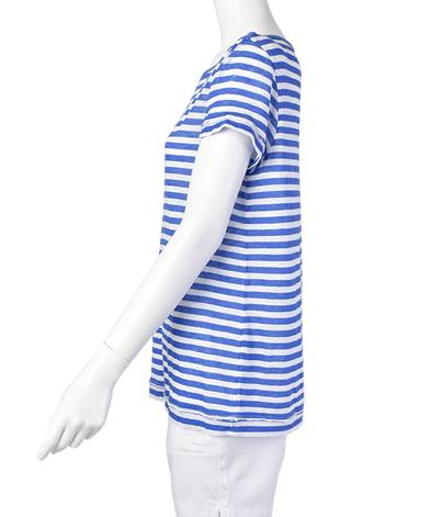 ESCALES/リネンTシャツ