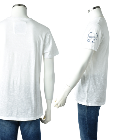 ESCALES/プリントTシャツ