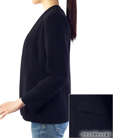 ジャケット/綾二重織