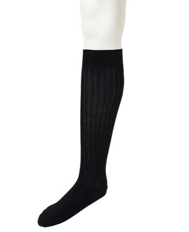Cotton High Gauge Socks