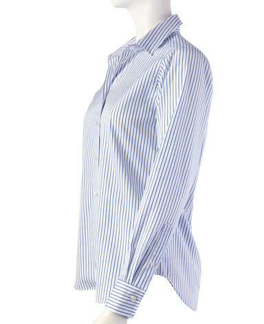 トラッドシャツ/平織り
