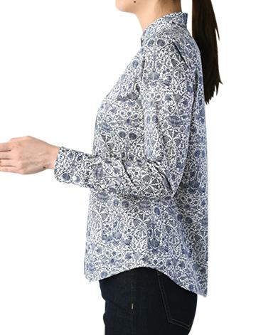 マンハッタンクラシックシャツ(リバティファブリックス)/タナローン