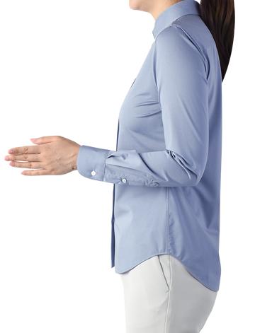 TRAVELER 曼哈顿针织衬衫