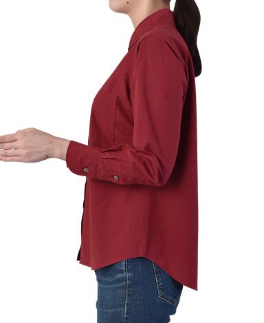 マンハッタンフリーサイズシャツ/タイプライター