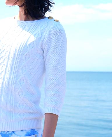 ESCALES/セーター
