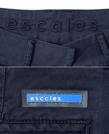 ESCALES/ショートパンツ テンセル
