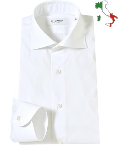 ナポリドレスシャツ/イタリア製