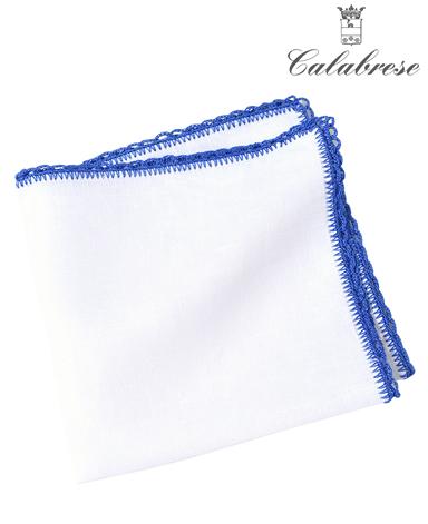 ポケットチーフ/CALABRESE