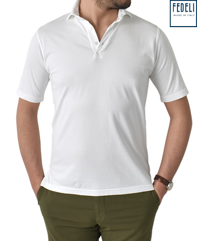 FEDELI ニット/ポロシャツ