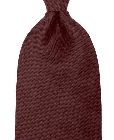 ネクタイ/バスケット織