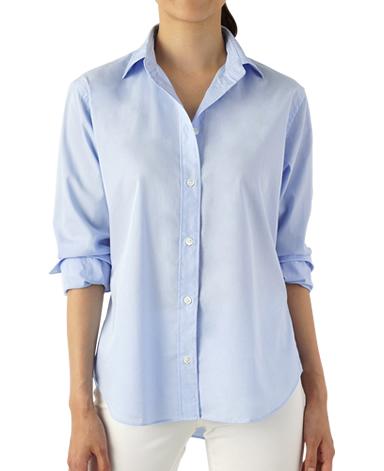 Freeサイズ シンプルシャツ/ブロード