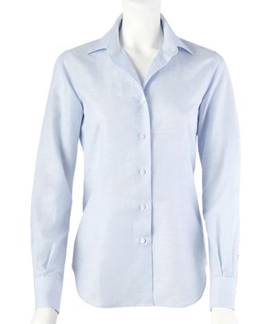 スリムシャツ/平織り