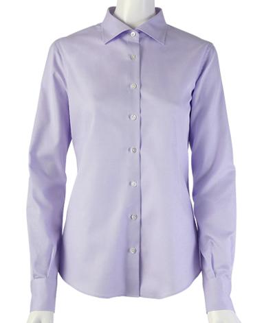 スリムベーシックシャツ/ツィル