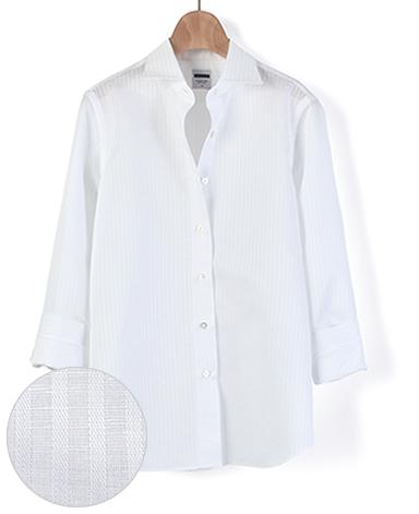 マンハッタンクラシックシャツ/平織り