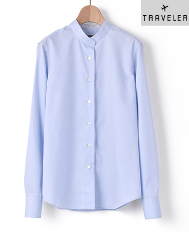 マンハッタンクラシックシャツ/PALPA ピンポイトオックスフォード
