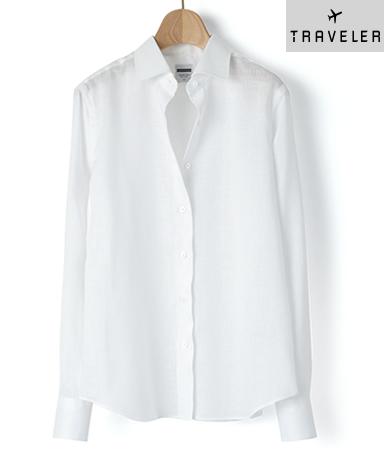 マンハッタンクラシックシャツ(店舗限定)/TRAVELER