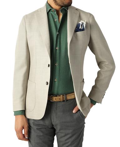 イタリアンサマーウールジャケット
