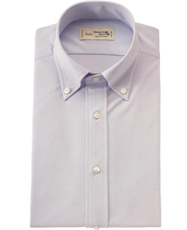 46ゲージニットシャツ/シングルニット