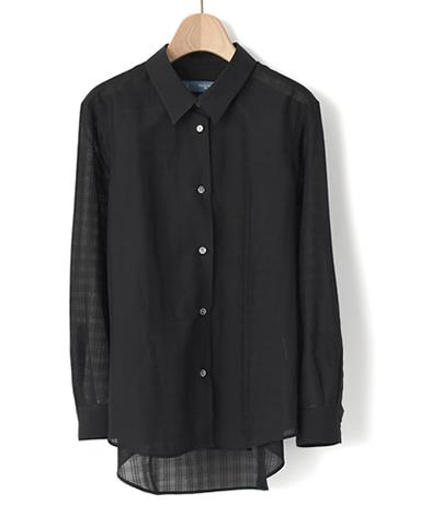 カジュアルシャツ/ジャガード