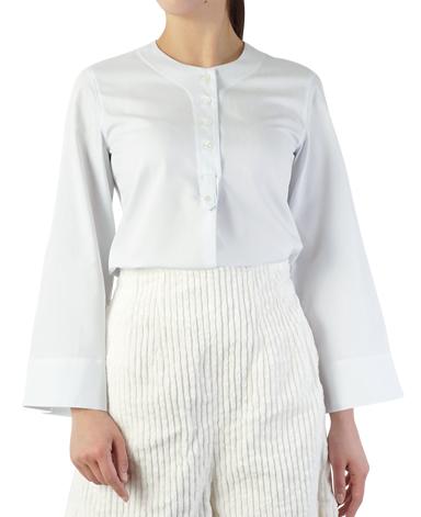 カジュアルシャツ/ヘリンボーン