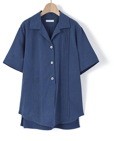 キューバシャツ/ツイル