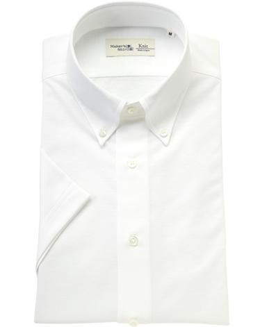半袖ニットシャツ/36ゲージ(シングル)