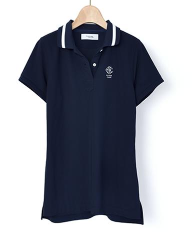 ゴルフポロシャツ/[シルバークラブ限定モデル]
