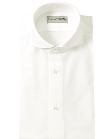 ラミーカノコニットシャツ/TRAVELER