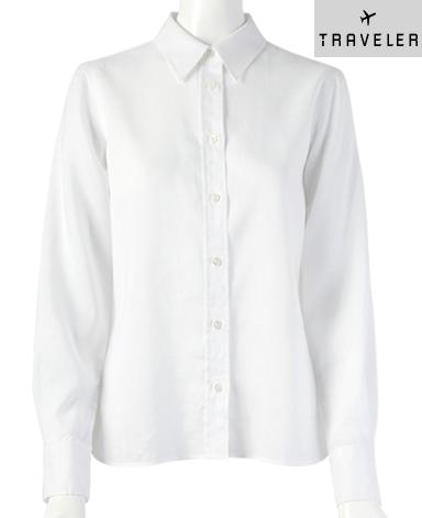 リネンシャツ/平織り