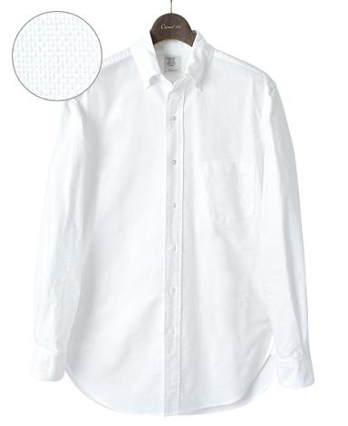 カジュアルシャツ/セルヴィッジボタンダウン