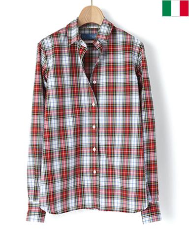 カジュアルシャツ/インポート生地
