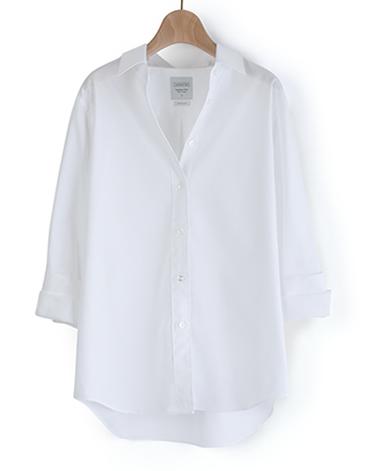 マンハッタンフリーサイズシャツ/PALPA ピンポイントオックスフォード