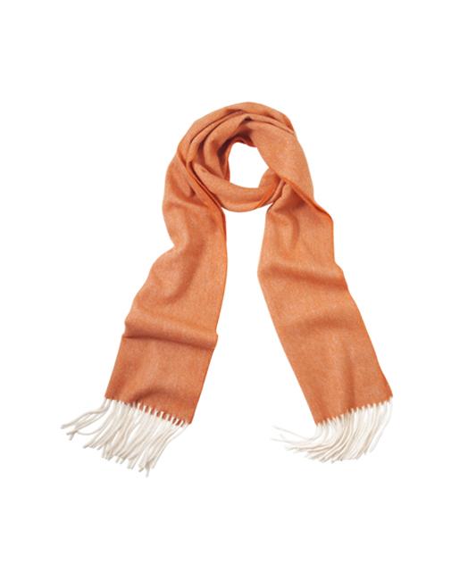 羊绒羊毛混纺围巾