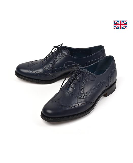 BARKER Wing tip 皮鞋